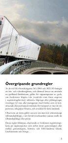 Undantag från kör och vilotider - Trafiksaker.se - Page 5