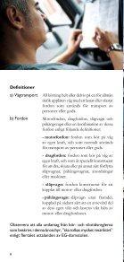 Undantag från kör och vilotider - Trafiksaker.se - Page 6