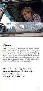 Kör- och vilotider - Trafiksaker.se - Page 3
