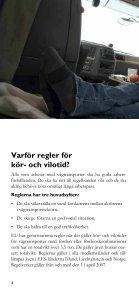 Kör- och vilotider - Trafiksaker.se - Page 4