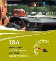 för ett ökat samhällsansvar och ökad konkurrenskraft - Trafiksaker.se