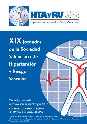 Programa XIX Jornadas.pdf - Svhta.net