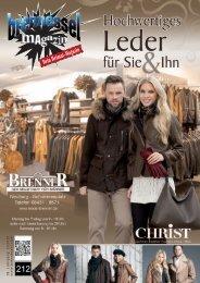 16. bis 20. Novem - Brennessel Magazin