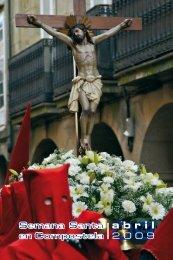 Semana Santa en Compostela 2009 - Concello de Santiago de ...