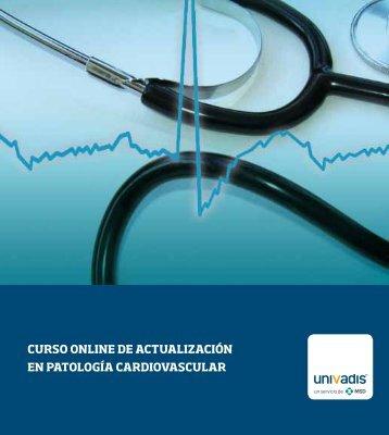 curso online de actualización en patología cardiovascular - Univadis