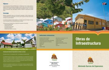 Intraestructura - Fundacion Sur Futuro, Inc.