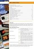 ceník LED systémů pro výrobu světelné reklamy - Prodes - Page 2