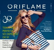 Oriflame Catálogo 7