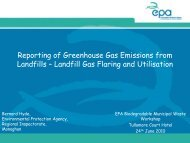 Landfill Gas Flaring and Utilisation