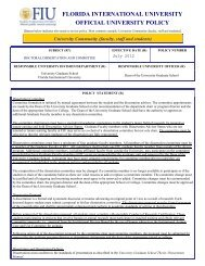 Doctoral Dissertation and Committee - University Graduate School