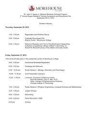 Dr. John H. Hopps Jr. Defense Research Scholars Program 2012 ...
