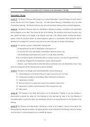 6ข้อบังคับบริษัท SUE - Saha-Union Co., Ltd