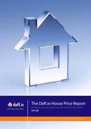 The Daft.ie House Price Report – 2013 Q3