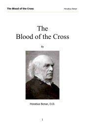The Blood of the Cross - Grace-eBooks.com