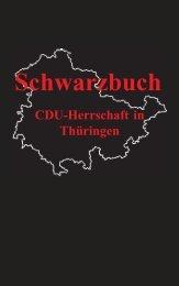 Schwarzbuch CDU-Herrschaft in Thüringen - DIE  LINKE im ...