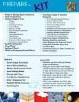 Emergency Kit Checklist - Page 2