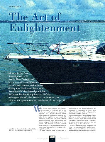 Salthouse 60 Pacific Motor Yacht Magazine - Home Page Halcyon ...