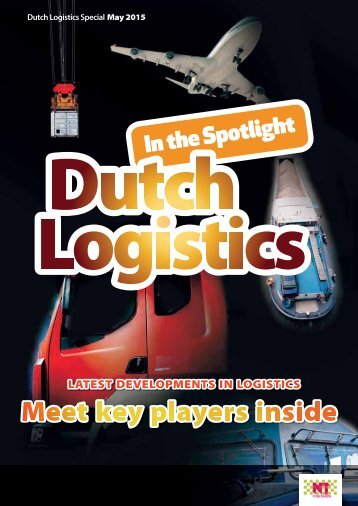 In the spotlight Dutch Logistics may 2015