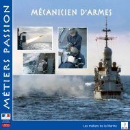 Mécanicien d'armes Métiers passionMétiers ... - Marine et Marins