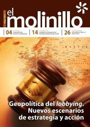 Geopolítica del lobbying. Nuevos escenarios de estrategia y ... - ACOP