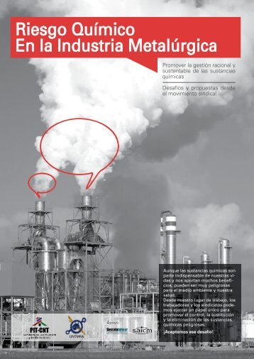 Riesgo Químico En la Industria Metalúrgica - Sustainlabour