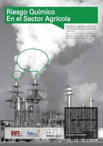 Riesgo Químico En el Sector Agrícola - Sustainlabour