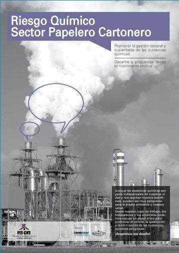 Riesgo Químico Sector Papelero Cartonero - Sustainlabour