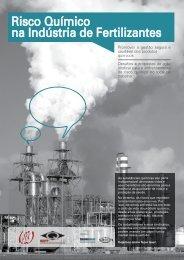 Risco Químico na Indústria de Fertilizantes - Sustainlabour