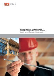 the WT fastening system for cost-effective, durable joints in ... - EPRO