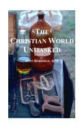 The Christian World Unmasked - Grace-eBooks.com