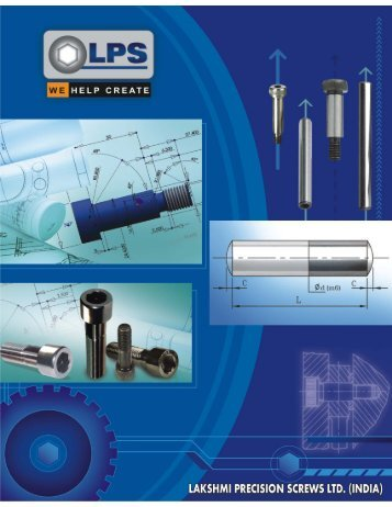 For More Detail Click Here.. - Lakshmi Precision Screws Limited
