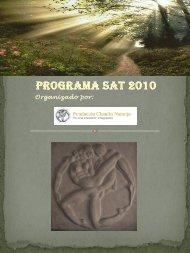 PROGRAMA SAT 2010 - Claudio Naranjo