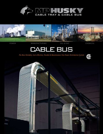 Cable Bus System - MP Husky