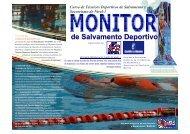 información curso de monitor - Federación de Salvamento y ...