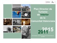 Plan director - Turisme