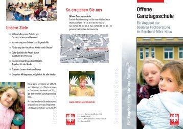 Offene Ganztagsschule - Caritas Dortmund