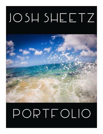 JOSH SHEETZ portfolio