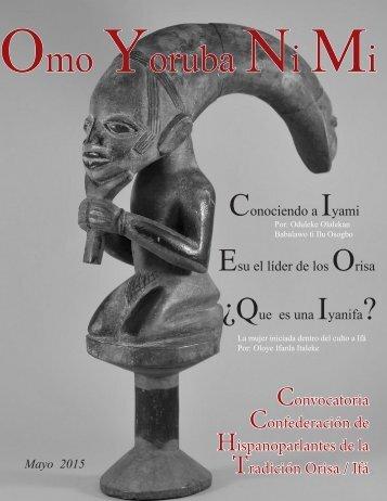 Omo Yoruba Ni Mi