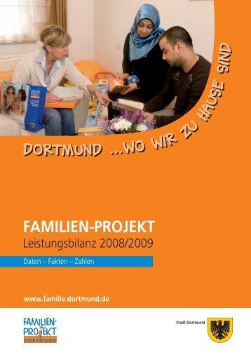 FAMILIEN-PROJEKT - Dortmund.de