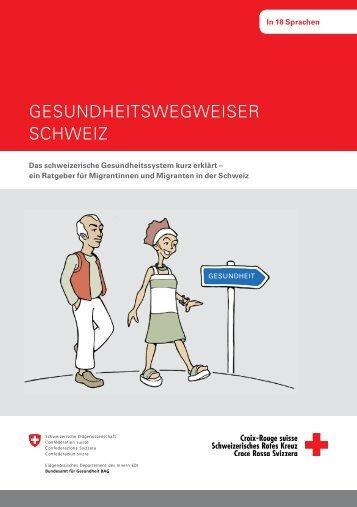 GesundheitsweGweiser schweiz - Migesplus