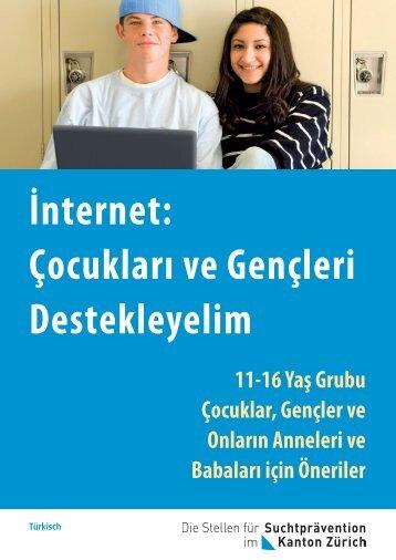 İnternet: Çocukları ve Gençleri Destekleyelim - FISP