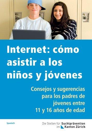Internet: cómo asistir a los niños y jóvenes - FISP