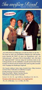 Operette von Ralph benatzky - Hamburger Engelsaal - Page 4