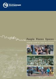 People, Places, Spaces - Ministry for the Environment