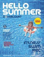 Dovercourt Hello Summer 2015 program guide