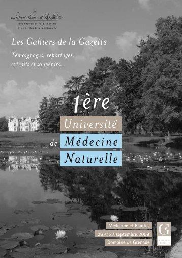 Cahier de la Gazette n° 6 - Savoir-Faire d'Aquitaine