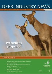 Deer Industry News - Main Page - help.modicagroup.com