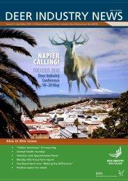 Deer Industry News #41 Apr/May 2010 - Main Page - help ...