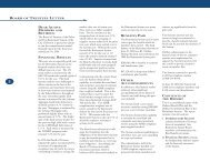 Introductory Section - detroit police & fire retirement system