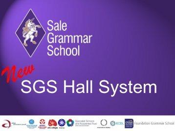 aspire act achieve - Sale Grammar School